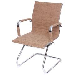 Cadeira para Escritório Eames 89x54,5cm Caramelo - Ór Design