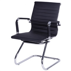Cadeira para Escritório Eames 89x54,5cm Preta - Ór Design