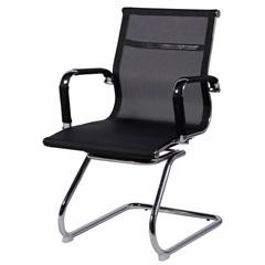 Cadeira para Escritório Eames Tela 89x54,5cm Preta - Ór Design