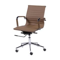 Cadeira para Escritório Esteirinha 57x61cm Caramelo - Ór Design