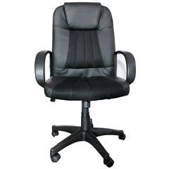 Cadeira para Escritório Executiva Stacey 108x64cm Preta - Casanova