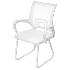 Cadeira para Escritório Office Tok 52x60cm Branca - Ór Design