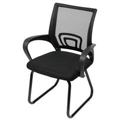 Cadeira para Escritório Office Tok 52x60cm Preta - Ór Design