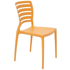 Cadeira Sofia Laranja - Tramontina