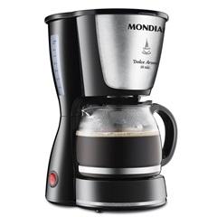 Cafeteira Elétrica Dolce Arome 550w 220v 18 Xícaras Preta - Mondial