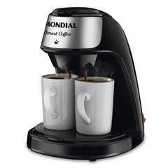 Cafeteira Elétrica Smart Coffee 110v Preta - Mondial
