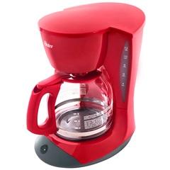 Cafeteira Red Cuisine 900w 220v Vermelha - Oster