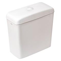 Caixa Acoplada 3/6 Litros Dália Lírio Branca - Kohler Fiori