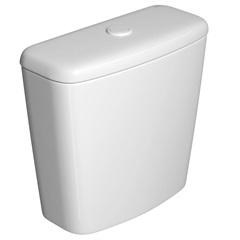 Caixa Acoplada Aspen Branca - Deca