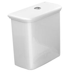 Caixa Acoplada com Acionamento Duplo 3/6 Litros Belle Epoque Branca - Deca