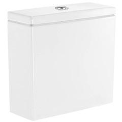 Caixa Acoplada com Acionamento Duplo 3/6 Litros Inspira Branca - Roca