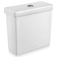 Caixa Acoplada com Acionamento Duplo 3/6 Litros Misti Branca - Icasa