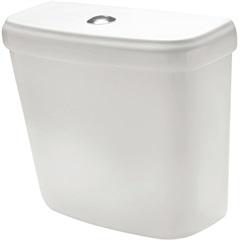 Caixa Acoplada com Acionamento Duplo 3/6 Litros Sabatini  Branco Ic5400 - Icasa