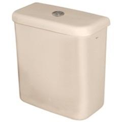 Caixa Acoplada Dual Carrara E Nuova Creme E Cromado - Deca