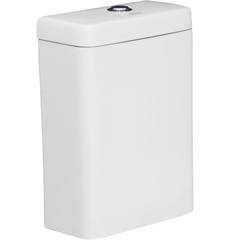 Caixa Acoplada Ecoflow 3/6 Litros Atol Branca - Jacuzzi