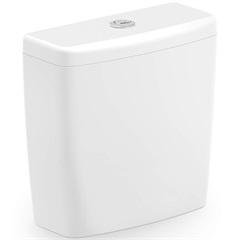 Caixa Acoplada Ecoflush 3/6 Litros Azálea Branca - Celite