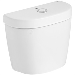 Caixa Acoplada Ecoflush 3/6 Litros Infantil Branca - Celite