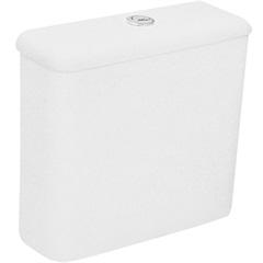 Caixa Acoplada Ecoflush 3/6 Litros Zip Branca - Incepa