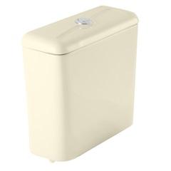 Caixa Acoplada Thema 3/6 Litros Biscuit - Incepa