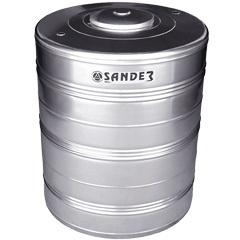Caixa D'Água em Aço Inox 2.000 Litros Compacta Ac - Sander