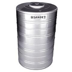 Caixa D'Água em Aço Inox 2.500 Litros Compacta Ac - Sander