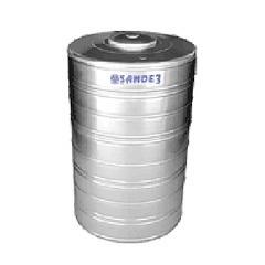 Caixa D'Água em Aço Inox 3.000 Litros Compacta Ac - Sander