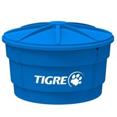 Caixa D'Água em Polietileno com Tampa 1000 Litros - Tigre