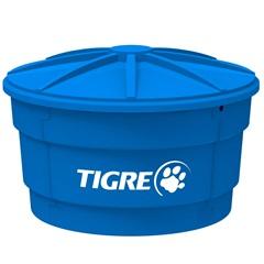 Caixa D'Água em Polietileno com Tampa 500 Litros - Tigre