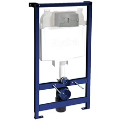 Caixa de Descarga Embutida Pneumática Hydra para Alvenaria E Drywall - Deca