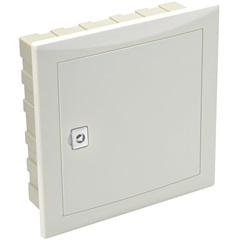 Caixa de Embutir Padrão Telebrás Branca 30x30cm - Pial Legrand