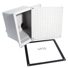 Caixa Hermética para Terminais Elétricos Cinza - Odem