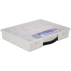 Caixa Organizadora com 18 Divisórias Branca - Metropac