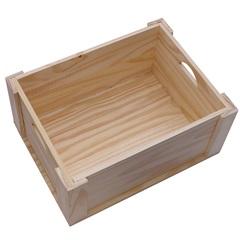 Caixa Organizadora em Pinus Médio - Super Max