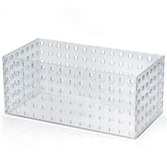 Caixa Organizadora em Plástico Transparente de 4,3 Litros - Arthi