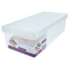 Caixa para Sapatilha Cristal 9,3x32cm - Dello
