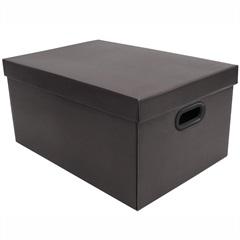 Caixa Pratika Preta 23x32cm  - Boxgraphia