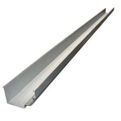 Calha Moldura em Aço com 28cm E 2 Metros - Calha Forte
