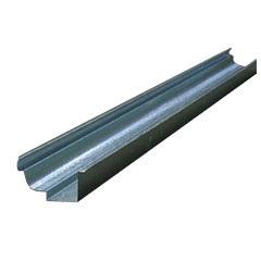 Calha Moldura em Aço Galvanizado com 28cm E 3 Metros - Calha Forte