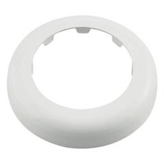 Canopla Plástica para Bacia com Saída Horizontal Branco Gelo Ch01 - Deca
