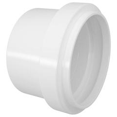Cap em Pvc para Esgoto 100mm Branco - Fortlev
