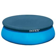 Capa para Piscina em Pvc Easy Set 10x305cm Azul - Importado