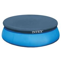 Capa para Piscina em Pvc Easy Set 12x366cm Azul - Importado