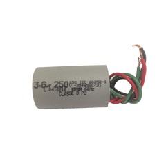 Capacitor para Ventilador 4+6mf 250v - Kit-Flex