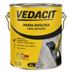 Carbolástico N02 4 Kg - Vedacit