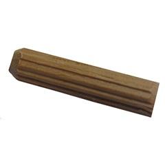 Cavilha de Madeira para Móveis 8x30mm 10 Peças