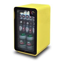 Cervejeira Frost Free com Wi-Fi 220v com 100 Litros Amarela - Memo