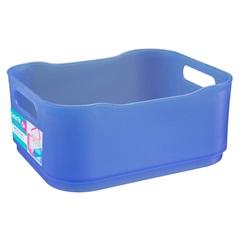 Cesta Fit Pequena Azul 1,5 Litros  - Brinox