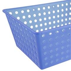 Cesta Organizadora Maxi Azul Ref: 10818/0461 - Coza