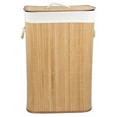 Cesto em Bambu 58x41cm Natural - Casanova