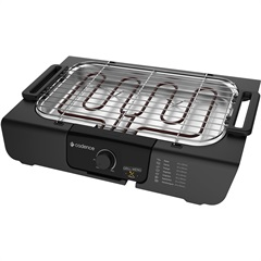 Churrasqueira Elétrica Grill Menu 1800w 110v Preta - Cadence